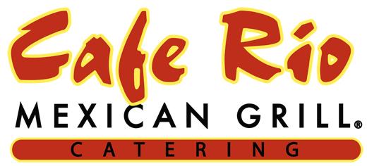 Utah Wedding Catring & Food Cafe Rio Logo