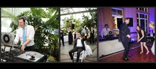 Utah Wedding DJ DJ Hard Corey