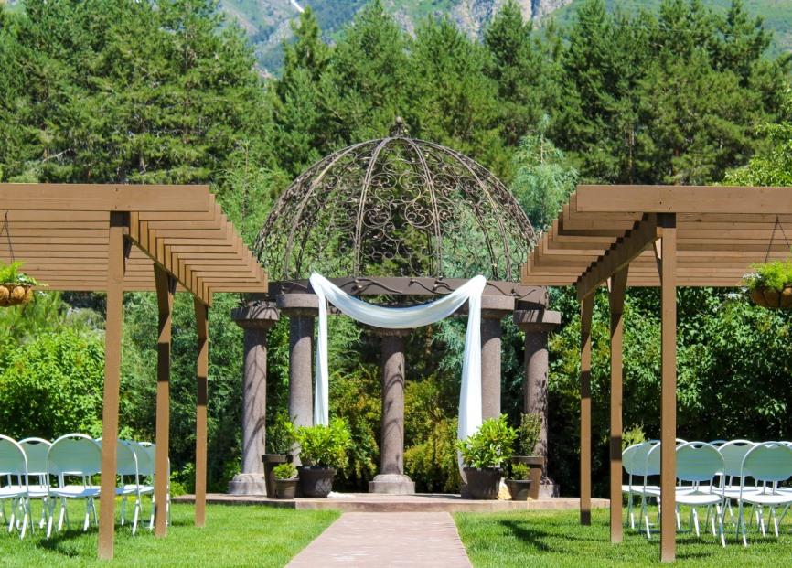 Utah Wedding Venue | Oak Hills Reception Center | Salt ...