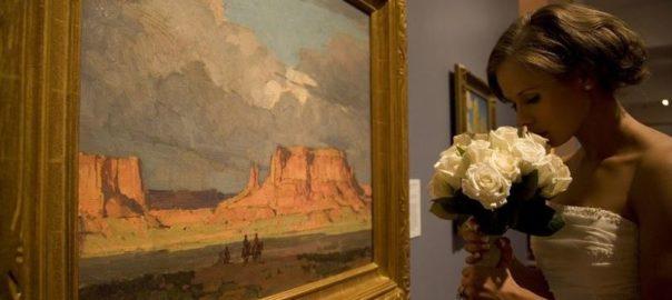 Utah Wedding Venue Utah Museum of Fine Arts