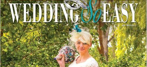 2019-2 WEDDING SO EASY Book - Utah's Premier Wedding Professionals and Planning Guide - header