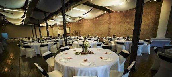 Ogden Utah Wedding Venue The Venue set up