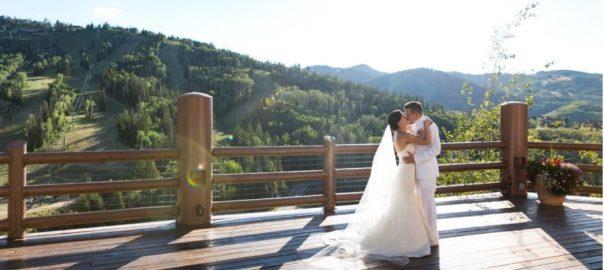 Utah Wedding Venue Stein Eriksen Lodge Deer Valley