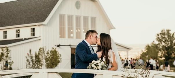 Utah Wedding Venue in Midway River Bottoms Ranch