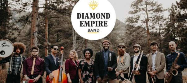 Utah Wedding Live Band Diamond Empire Band