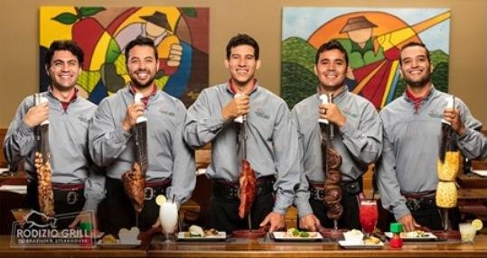 Utah Wedding Caterers Rodizio Grill Servers