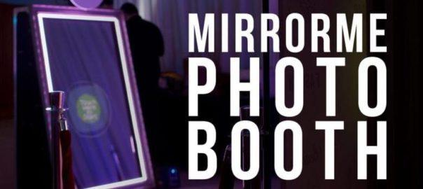 Utah Wedding Photobooth Mirror Rocky Mountain Events Utah