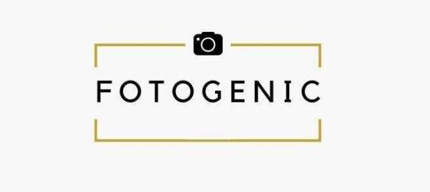 Utah Wedding Photo Booth Service Fotogenic logo