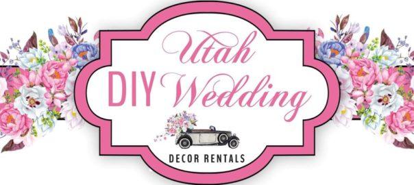 Utah Wedding Show Utah DIY Wedding Open House logo