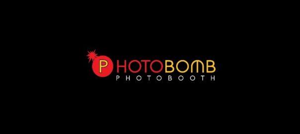 Utah Wedding PhotoBomb Photobooth and Photography logo