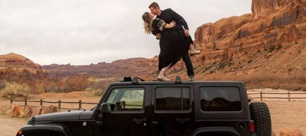 Adventure Wedding + Elopement Photography Halie West Photography