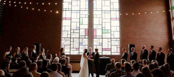 Salt Lake City Utah Wedding Venue Church & State
