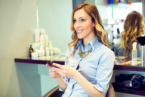 text marketing for salons
