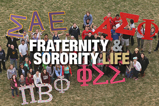 fratenity and Sorority life at uccs