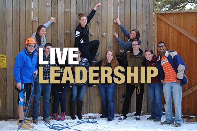 Live leadership