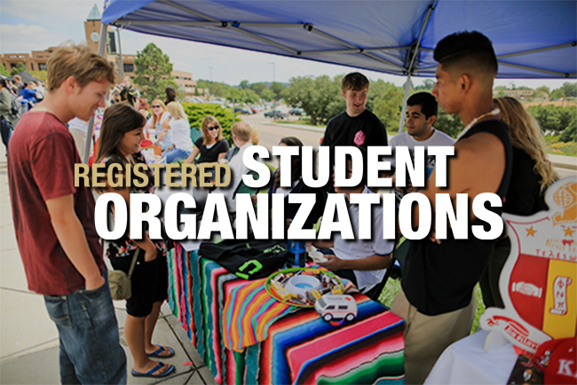 registered student orgs