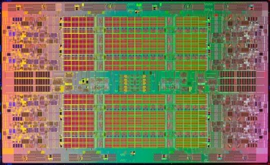 Intel Titanium 9500