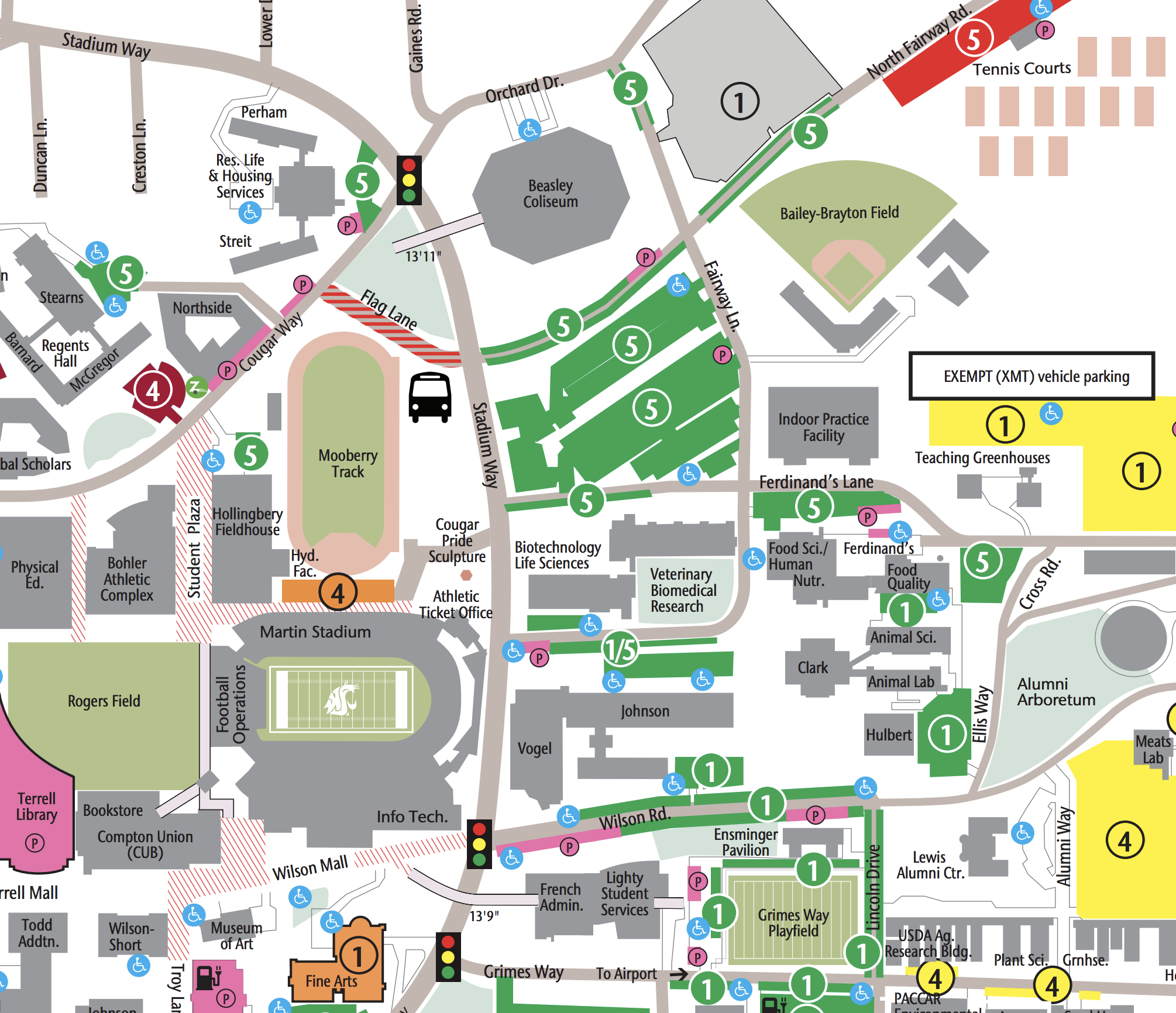 Unh Campus Map Chinese Face Map