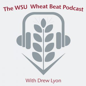 WSU Wheat Beat Podcast logo.