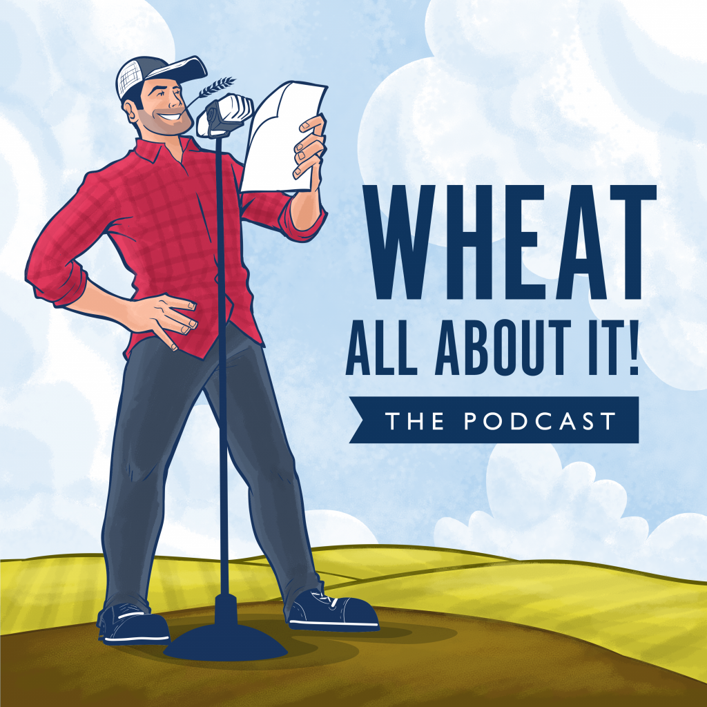 Wheat All About It Logo.