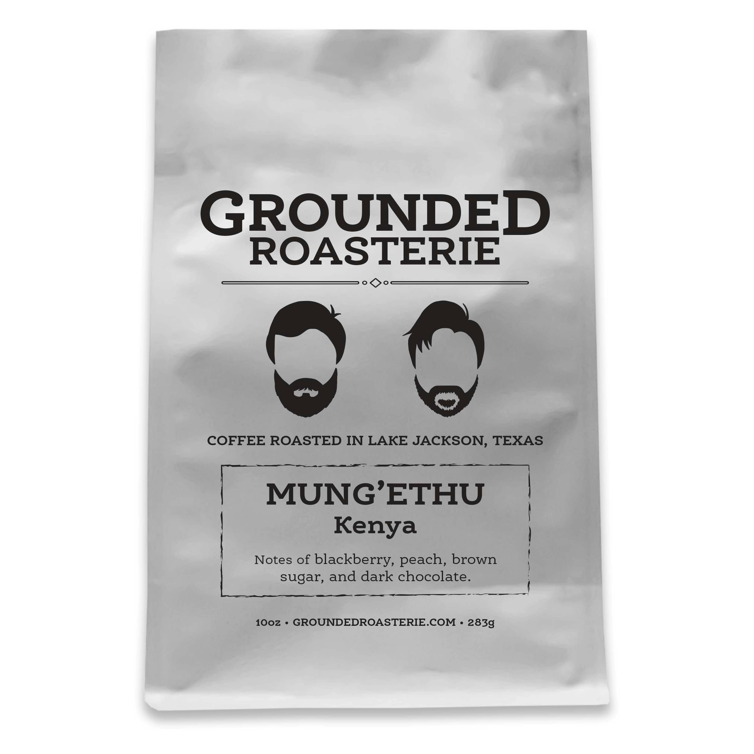 Kenya Mung'ethu from Grounded Roasterie