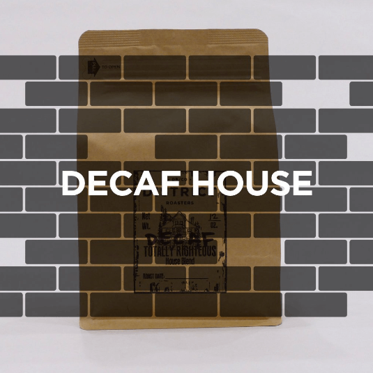 Righteous House - Decaf from DISTRICT Roasters
