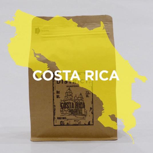 Costa Rica Tarrazu from DISTRICT Roasters