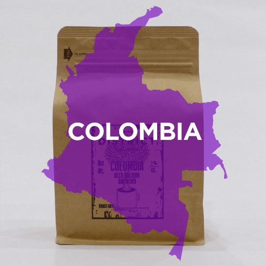 Colombia - Alco Bolivar from DISTRICT Roasters