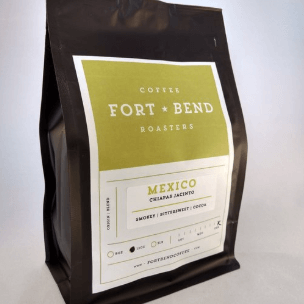 Mexico: Chiapas Jacinto from Fort Bend Coffee Roasters