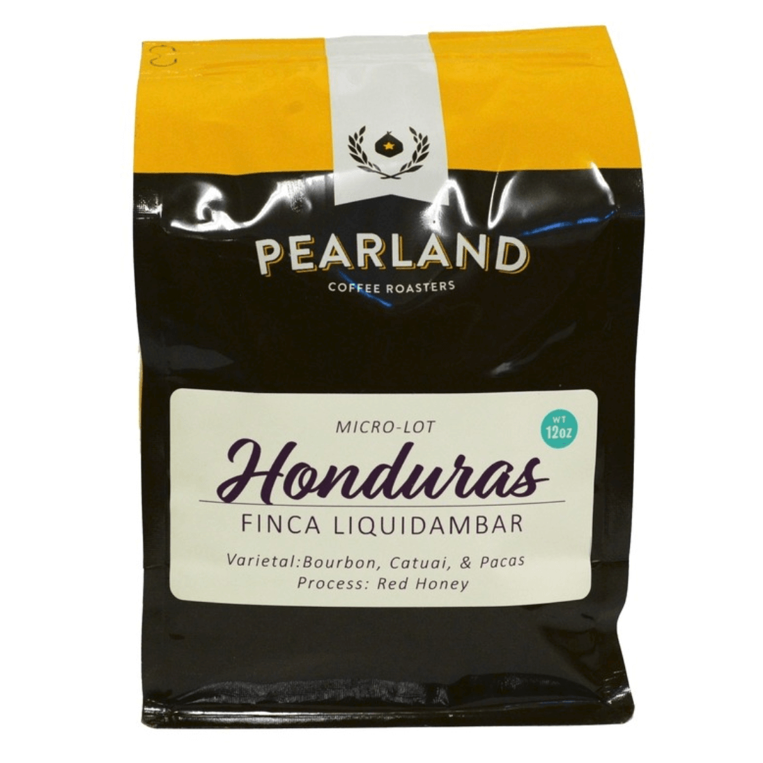 Honduras Finca Liquidambar from Pearland Coffee Roasters