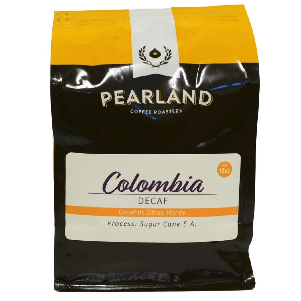 Decaf - Columbia from Pearland Coffee Roasters