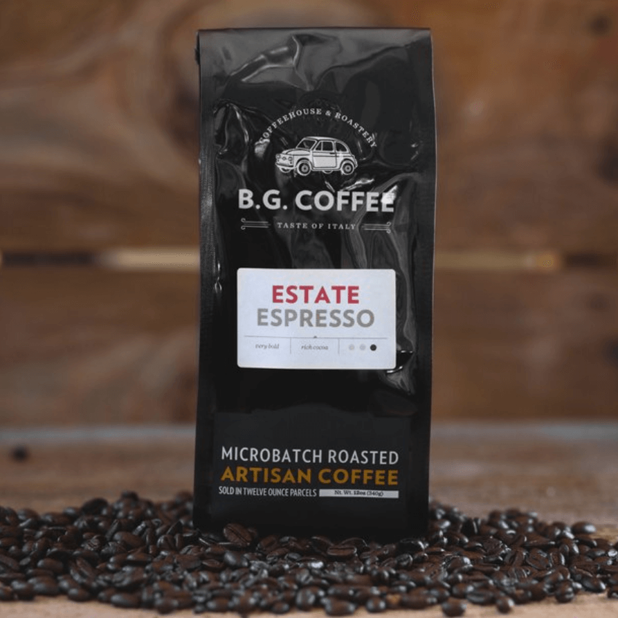 Espresso Estate from Buon Giorno Coffee