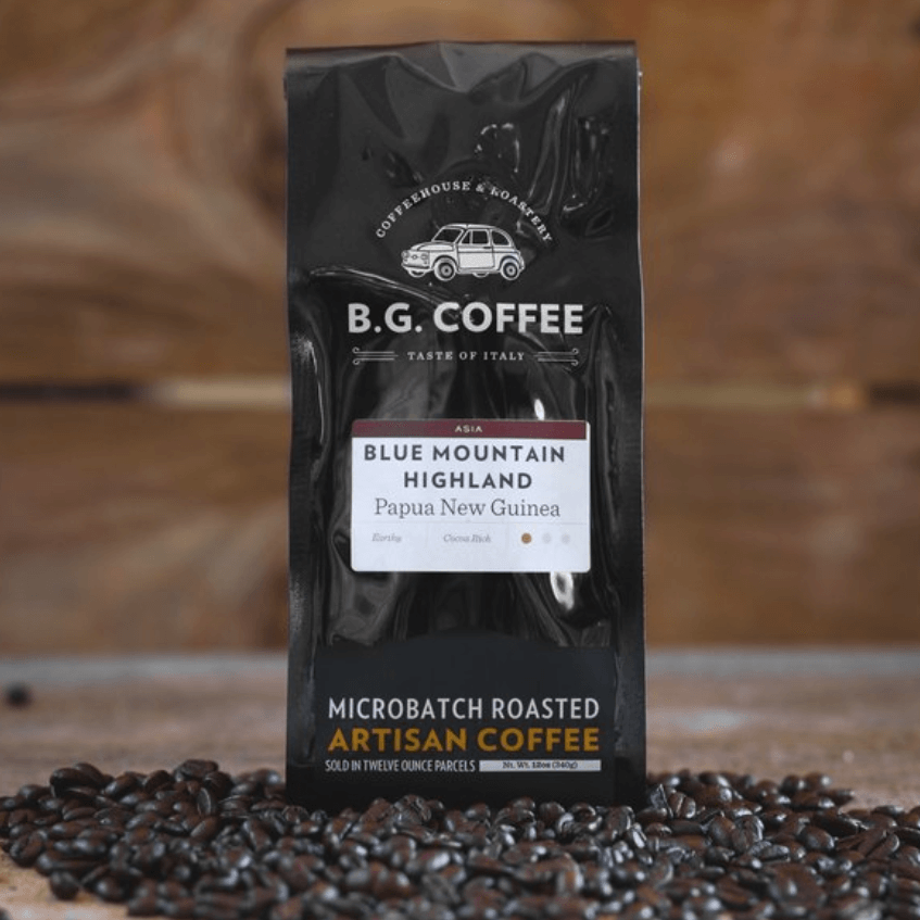 Blue Mountain Highland (Papua New Guinea) from Buon Giorno Coffee