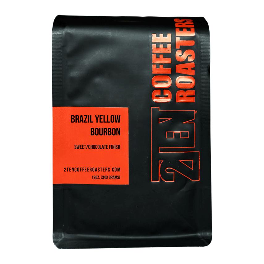 Brazil Yellow Bourbon | Single Origin from 2Ten Coffee Roasters