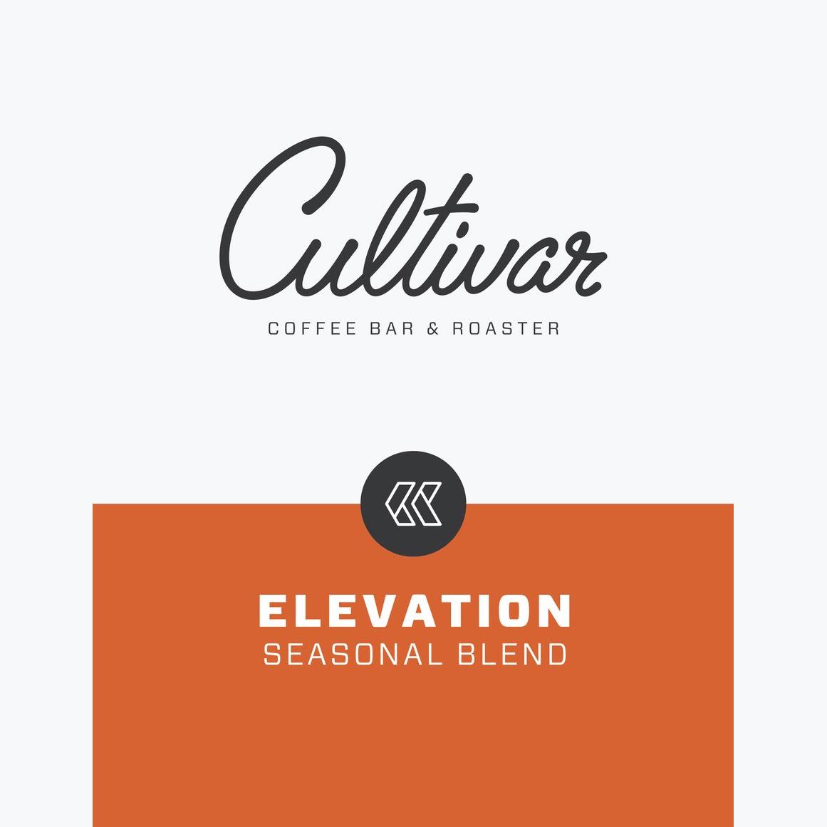 Elevation Seasonal Blend from Cultivar Coffee Roasting Co.
