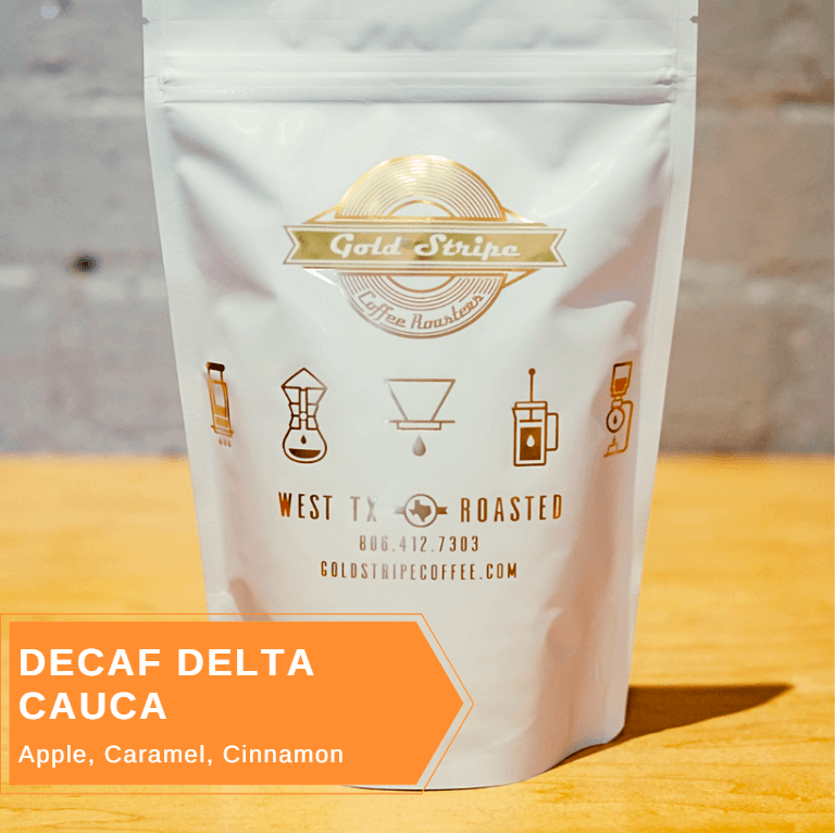 Cauca Δ, Colombia from Gold Stripe Coffee