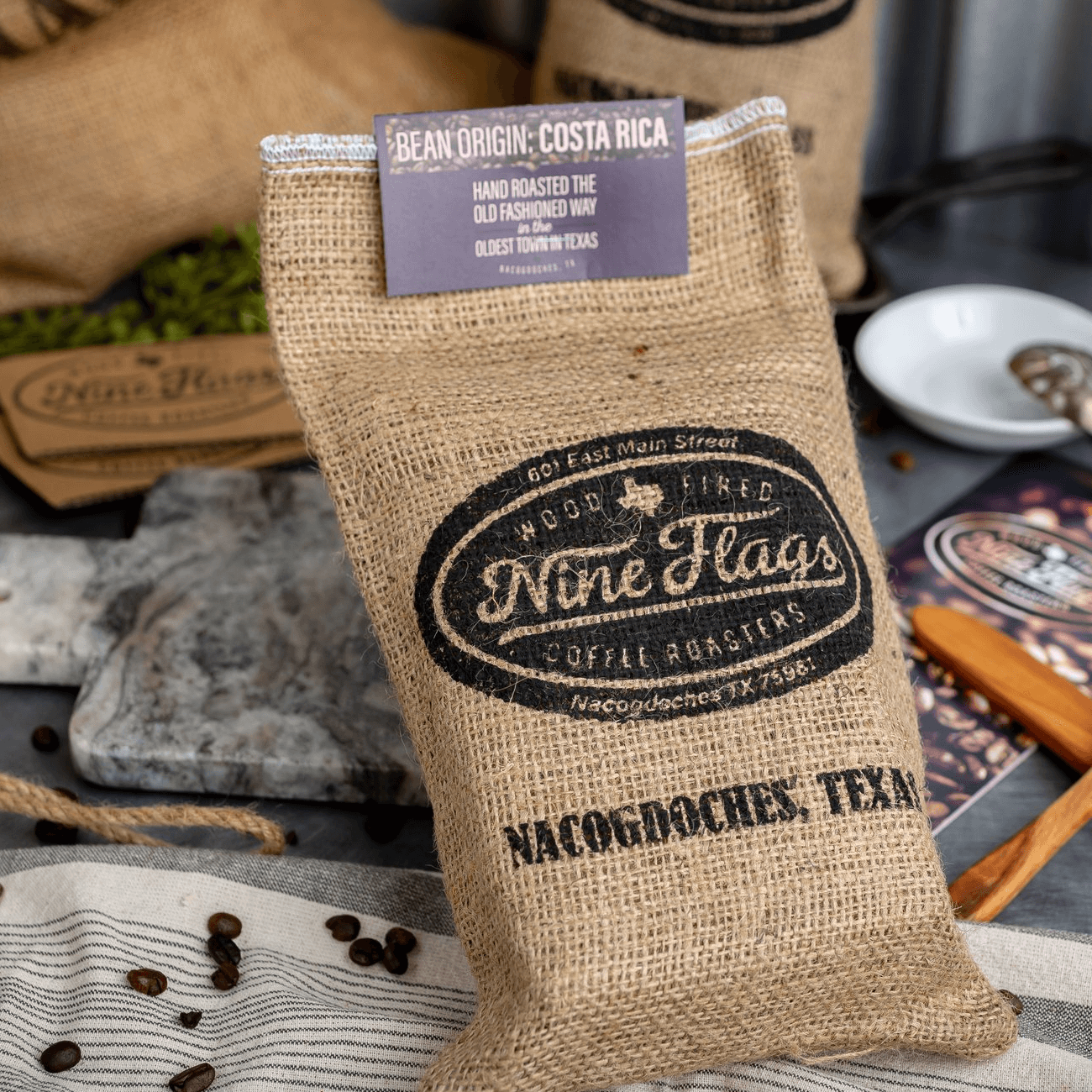 Costa Rica from Nine Flags Coffee Roasters