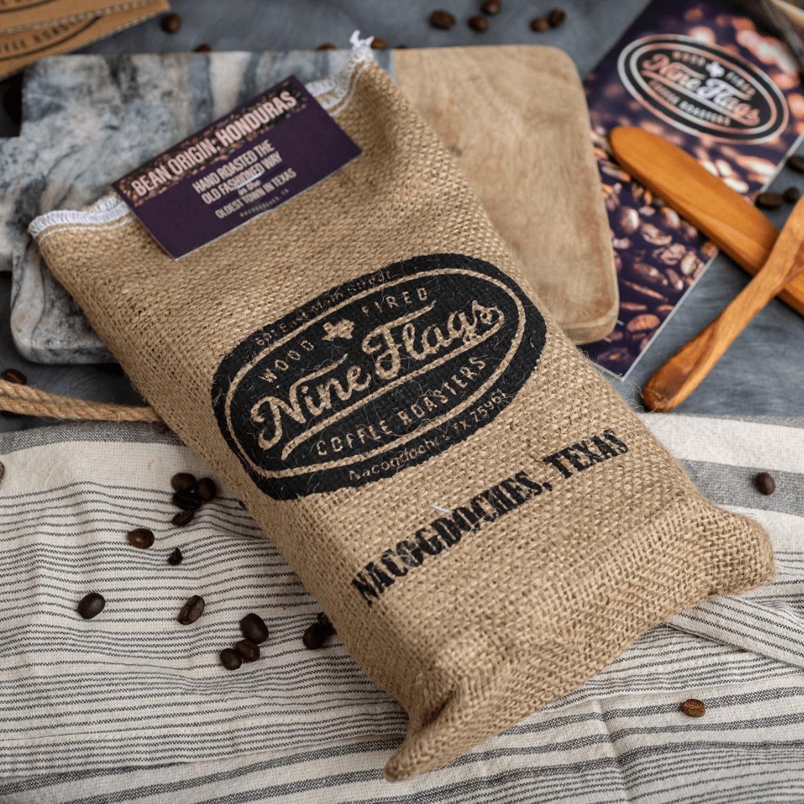 Honduras Micro Lot from Nine Flags Coffee Roasters