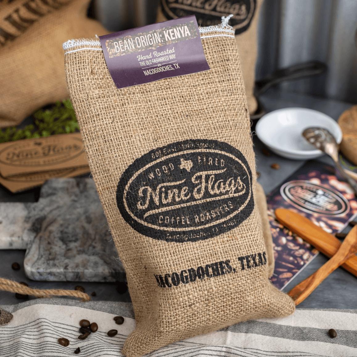 Kenya from Nine Flags Coffee Roasters