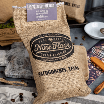 Mexico Don Pepe from Nine Flags Coffee Roasters