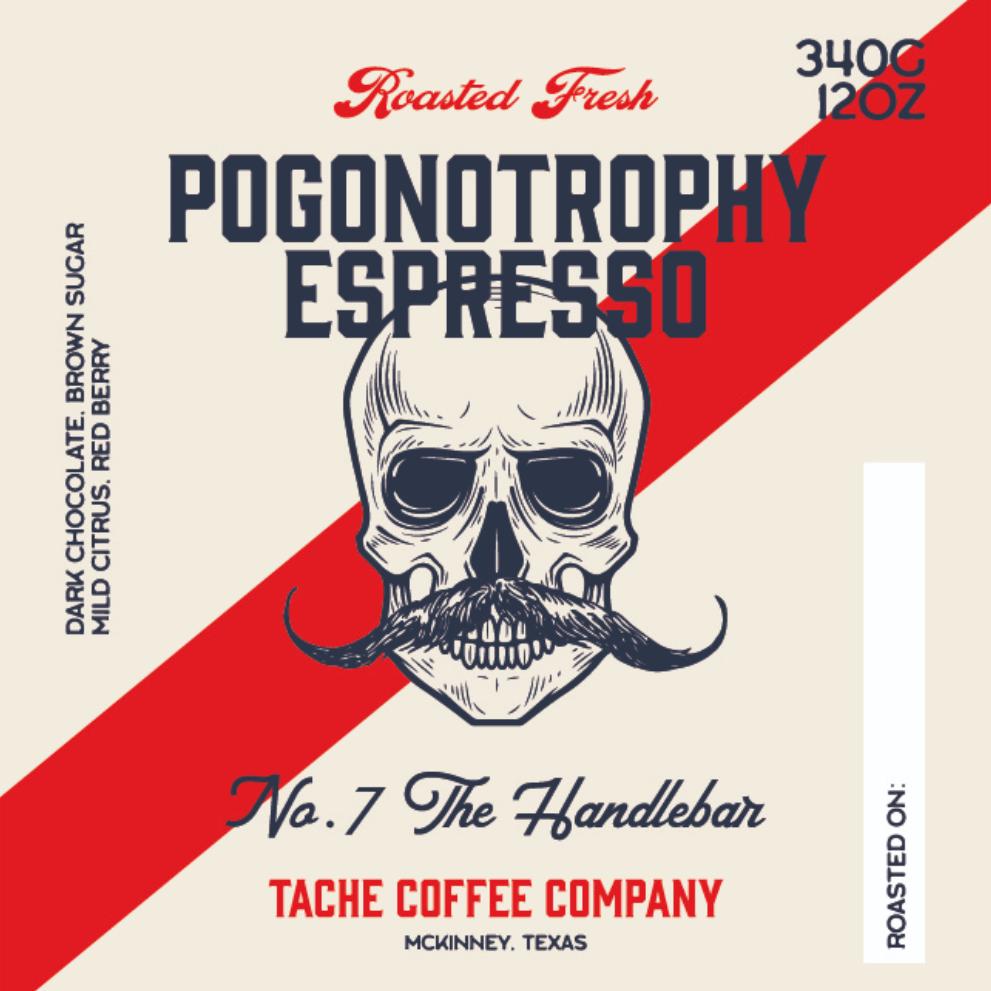 Pogonotrophy Espresso from Tache Coffee Company