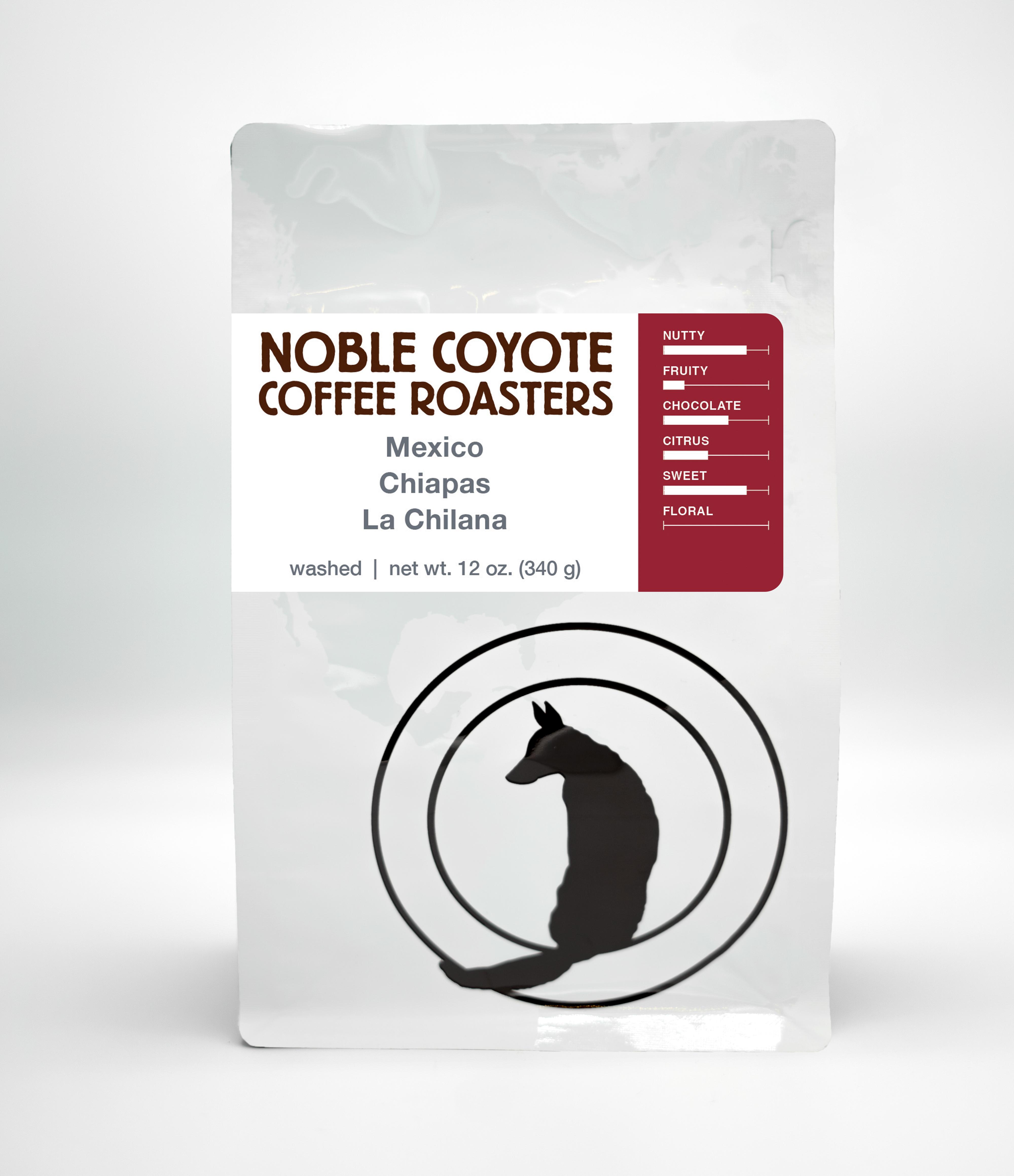 Mexico Chiapas La Chilana from Noble Coyote Coffee Roasters