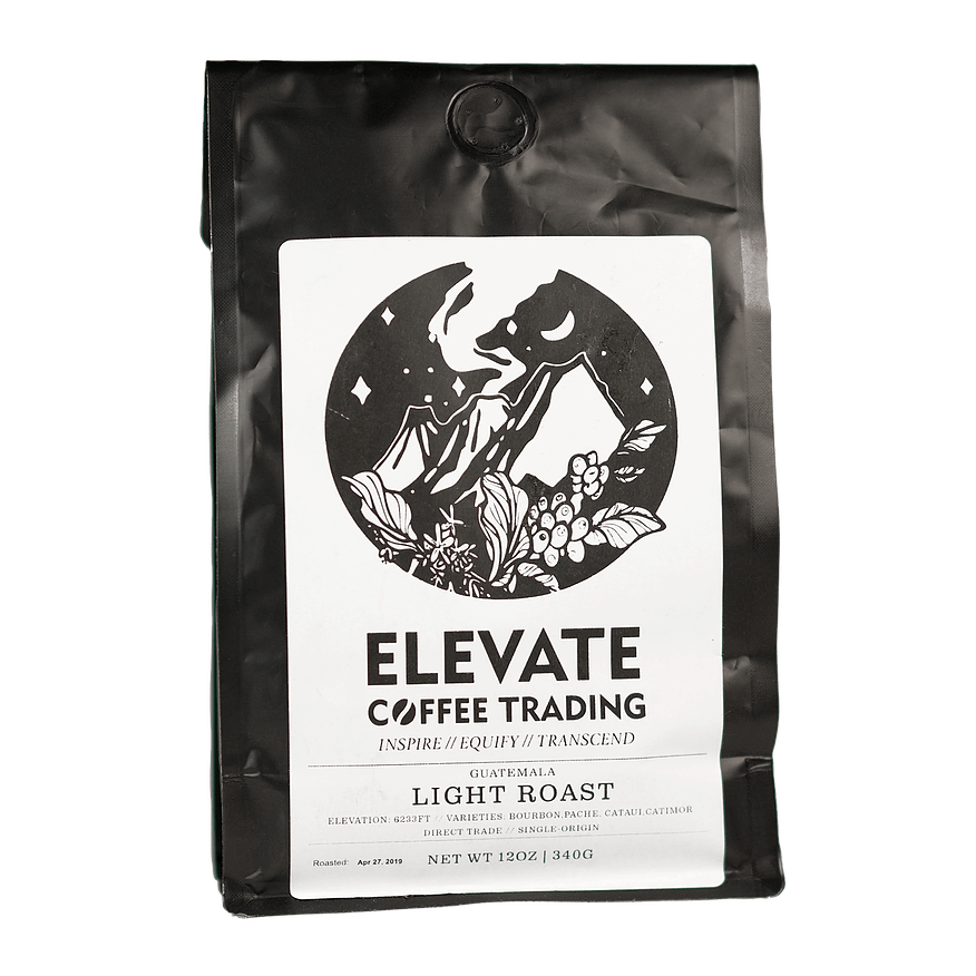 Light Roast from Elevate Coffee Trading