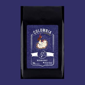 CJ's Colombia from CJ's Coffee