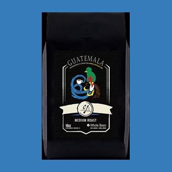 Guatemala from CJ's Coffee