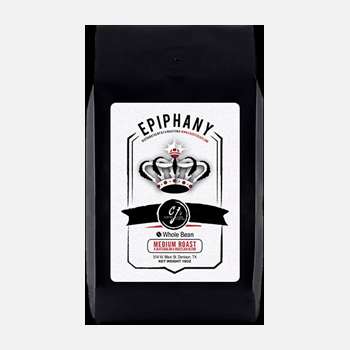 Ephiphany from CJ's Coffee