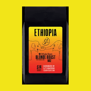 Ethiopia from CJ's Coffee