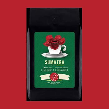 CJ's Sumatra from CJ's Coffee