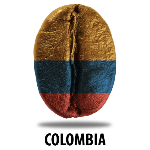 Colombia Supremo - Dark Roast from US Roast