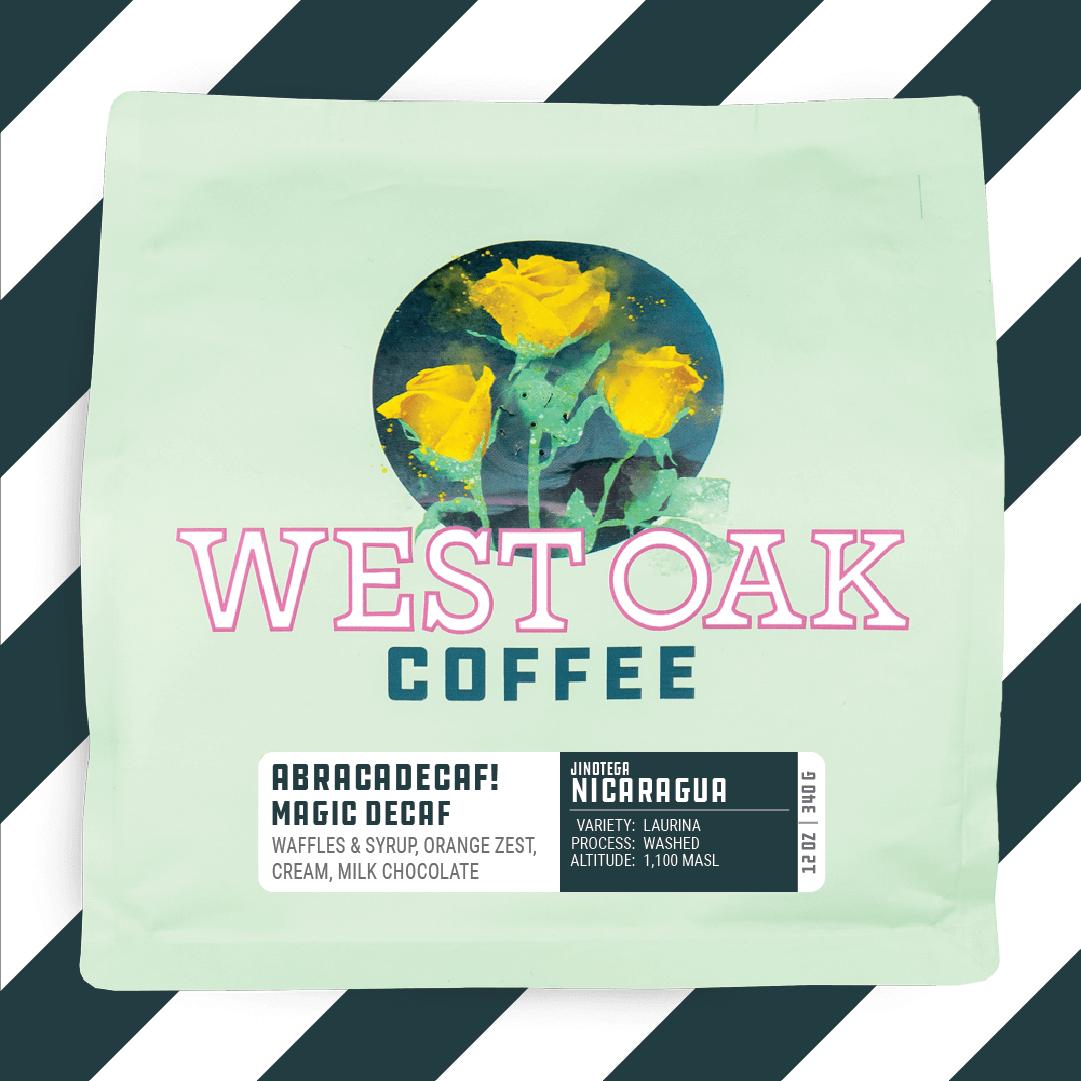 Nicaragua - Abracadecaf!  from West Oak Coffee